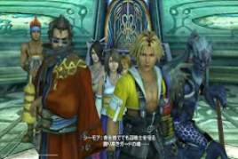 Final Fantasy X X 2